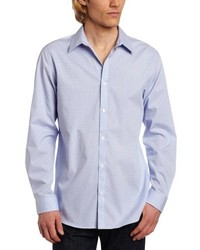 Calvin Klein Infinite Cool Check Button Down Shirt