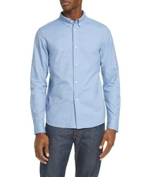 A.P.C. Chemise Extra Slim Fit Oxford Shirt