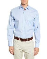 Peter Millar Dew Drop Regular Fit Button Up Shirt