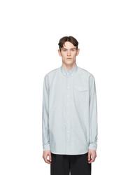 Schnaydermans Green Oversized Shirt