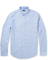Men's Light Blue Long Sleeve Shirts by J.Crew | Men's Fashion