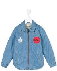 Stella McCartney Kids Merle Badges Shirt