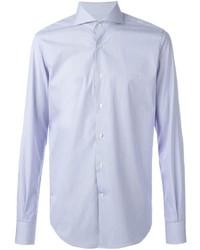 Lardini Long Sleeve Buttoned Shirt