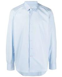 Lanvin Long Sleeve Cotton Shirt