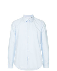 Ps By Paul Smith Long Sleeved Buttoned Shirt
