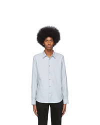 Paul Smith Off White Beetle Button Shirt