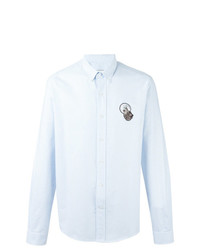 AMI Alexandre Mattiussi Patch Shirt