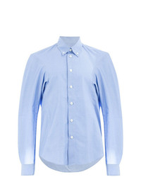 Hed Mayner Puffer Sleeves Shirt