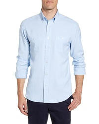 Southern Tide Regular Fit Dock Sport Shirt