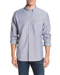 Lacoste Regular Fit Oxford Sport Shirt