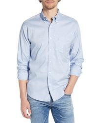 Faherty Regular Fit Stretch Oxford Shirt