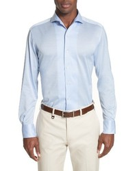Slim fit solid sport shirt medium 3943213