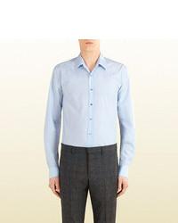Gucci Striped Button Down Shirt