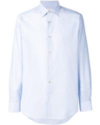 Paul Smith Textured Long Sleeve Shirt