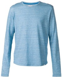 Light Blue Long Sleeve T-Shirt