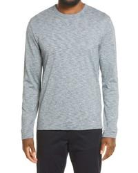 Vince Mouline Cotton Long Sleeve T Shirt