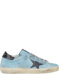 Light blue low top sneakers original 3695374