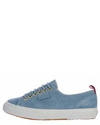 Del Toro X Superga Suede Sneakers W Tags