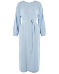 Light blue midi dress original 9943257