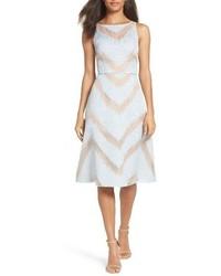 Jacquard midi dress medium 3692274