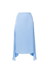 Light blue midi skirt original 2889195