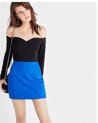 Fitted mini skirt medium 5026598