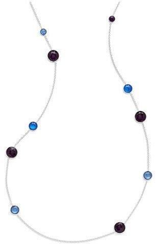 Ippolita 925 Wonderland Lollipop Station Necklace, 43