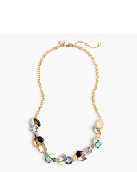 J.Crew Girls Colorful Sea Glass Necklace