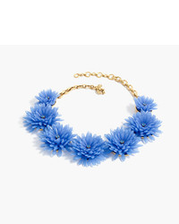 J.Crew Blossom Necklace