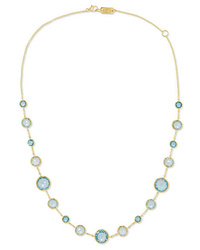 Ippolita Lollipop Lollitini 18 Karat Gold Necklace