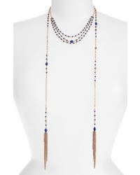 Multistrand station necklace medium 4990473