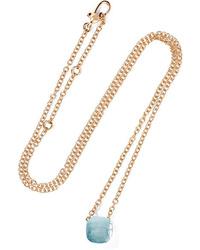 Pomellato Nudo 18 Karat Gold Necklace