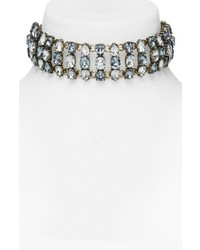 Oceane crystal choker medium 801554