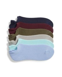 Sof Sole 6 Pack Low Cut Socks