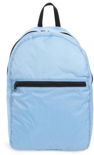 7ea8943a7317 $32, Baggu Ripstop Nylon Backpack
