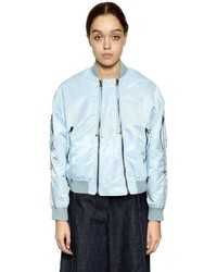 Kenzo nylon cropped bomber jacket medium 1126970