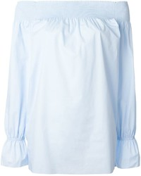 MM6 MAISON MARGIELA Elasticated Off Shoulder Top