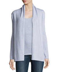 Cashmere collection open cashmere cardigan medium 4948514