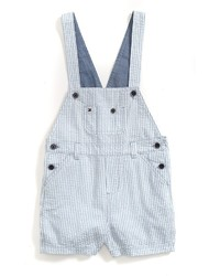 Light Blue Overalls