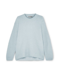 Light Blue Oversized Sweater