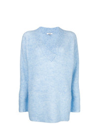 Oversized long sleeve sweater medium 8322581