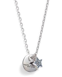 Marc Jacobs Coin Pendant Necklace