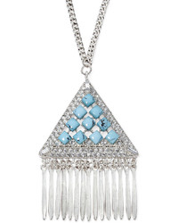 jcpenney Decree Triangle Pendant Necklace