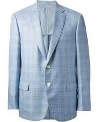 Checked blazer medium 53340