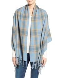 Renee's Accessories Classic Fringe Blanket Wrap