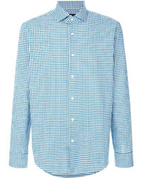 Hugo Boss Boss Checked Shirt