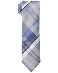 Kenneth Cole Reaction Oxford Plaid Ties