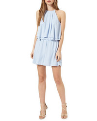 Miss Selfridge Layered Sleeveless Playsuit