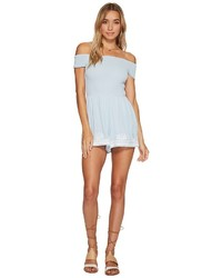 L-Space Lspace Nanette Romper Cover Up Swimwear