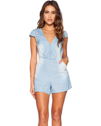 MinkPink Somewhere In Time Playsuit